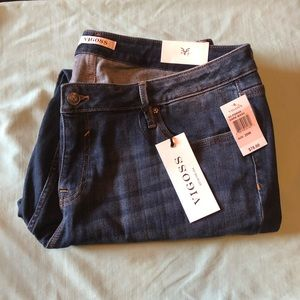 🌻Vigoss Jagger Skinny Jeans NWT Size 20W🌻